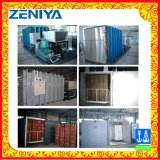 야채를 위한 진공 발송 전에 인공적으로 냉각 기계 및 과일 또는 예냉기