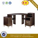 Meubles de bureau en bois modernes de mélamine de bureau (HX-FCD068)