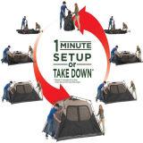 [8-برسن] لحمة يخيّم يرفع خيمة آليّة شعبيّة