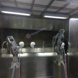 Riga di rivestimento automatica dell'unità di elaborazione per i caschi