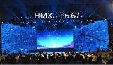 P6.67 im Freien farbenreicher LED Videodarstellung-Bildschirm für das Bekanntmachen
