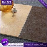 Azulejos de suelo de cerámica rústicos del nuevo cuarto de baño de los diseños de Foshan Juimsi
