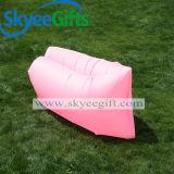 관례 어떤 로고와 색깔 팽창식 Lounger 공기 소파