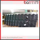 Folha galvanizada Prepainted popular do ferro ondulado de China