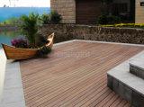 Im Freienstrang gesponnener Decking-Bambusbodenbelag
