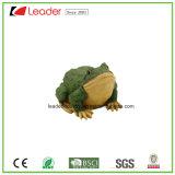 Популярный Figurine Polyresin лягушки для дома и сада декоративных
