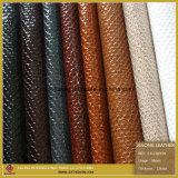 Het Leer van de Manier van de Textuur van de Schalen van vissen voor Schoen (S312100GH)