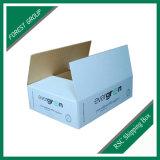 Коробка Rsc Kraft таможни фабрики Corrugated для перевозкы груза