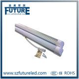 18W lámpara recargable del tubo de la emergencia LED T8, luz del tubo del LED