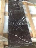 Высокое качество Черный цвет натуральный мрамор Emperador Маррон