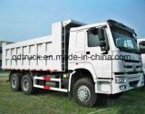 Sinotruk HOWO 6X4 371HP/273kw 10 바퀴 덤프 트럭