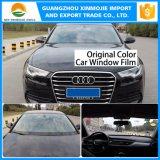 Colore Vlt del carbone di legna 5-80% pellicole della finestra di controllo dello schermo di Sun per l'automobile