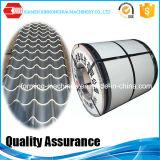 Prepainted стальная катушка для списка цен на товары строительного материала