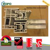 Superieur Glijdend Venster UPVC/PVC met het Glijdende Scherm