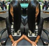 Armure droite de cheveux humains de la prolonge 100% de cheveux humains de cheveu de la meilleure qualité de Vierge