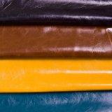 Кожа PVC PU горячей мебели способа сбываний имитационная