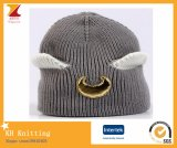 Harajukuの風の冬によって編まれる帽子