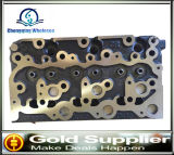 Cabeça de cilindro do motor D1503 das peças de automóvel para Kubota