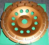 다이아몬드 터보 알루미늄 컵 바퀴, 회전 숫돌