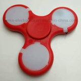 Fileur coloré de doigt de jouet de fileur de lumière de main de DEL (6000)