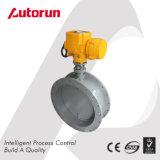 Válvula de mariposa eléctrica de Wenzhou de la ventilación a prueba de explosiones china del fabricante Dn500