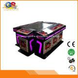 Máquina tragaperras de la pesca del casino del juego de la caza de 8 del jugador pescados del software