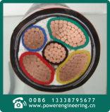 Силовой кабель сердечника меди (алюминия) изолированный XLPE