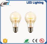 Bulbo do diodo emissor de luz da lâmpada do soquete do estilo do bulbo de vidro para a venda