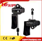 Capacité de levage de chaîne électrique de levage de palier de scène 0.25-2ton