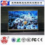 P3 alta visualización de pantalla de interior ligera del módulo de la definición LED para el anuncio