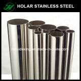Tube ovale de l'acier inoxydable SS304, pipe d'ovale d'acier inoxydable
