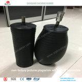 Neue Art-Gummirohr-Stecker mit Qualitätsdem ausbauen