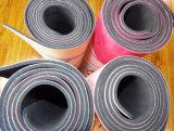 Yoga-Matte gedruckte Entwurfs-Übung Pilates