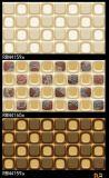 Inyección de tinta de cerámica Digital Pringting 300X600m m, 250X400m m, 200X300m m del azulejo 3D de la pared