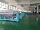 De geautomatiseerde Hoofd het Watteren 23 Machine van het Borduurwerk met de Hoogte van de Naald van 67.5mm