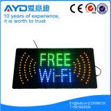 Знак Wi-Fi СИД прямоугольника Hidly высоко яркий свободно