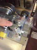 Máquina de empacotamento de película de calor de porta de chão