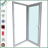 UPVC 이중 유리를 끼우는 여닫이 창 안뜰 문 경첩 문