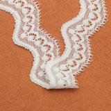 Laço do engranzamento do bordado da alta qualidade para fazer a roupa ou o vestido laço líquido francês africano