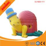 Le type animal badine le videur gonflable bon marché sautant librement pour le jeu extérieur