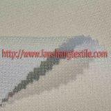 Tela tecida do poliéster da fibra química para a matéria têxtil do revestimento de vestido da mulher