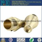 Acoplamento de tubulação de latão forjado de alta precisão personalizado