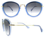 Occhiali da sole promozionali poco costosi di disegno moderno delle donne all'ingrosso degli occhiali da sole