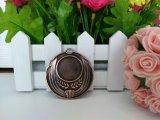 Верхнее медаль металла бронзы надувательства 1-ого, 2-ого или 3-его круговое пустое