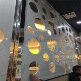 装飾のためのアルミニウム打つ部品