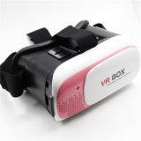 Cartão ótico de Google dos vidros da realidade virtual 3D de Vr da alta qualidade