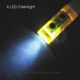 1개의 Laser LED 놀 빛 (T9027)에 대하여 4
