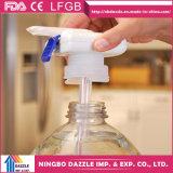 Белый портативный электрический автоматический электрический разливочный автомат для тяжелых бутылок