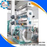 1-20t/H de Korrel die van het Voer van het Gevogelte van het Roestvrij staal Machine maakt