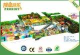 판매를 위한 실내 장난꾸러기 성곽 아이들 숲 시리즈 운동장 장비